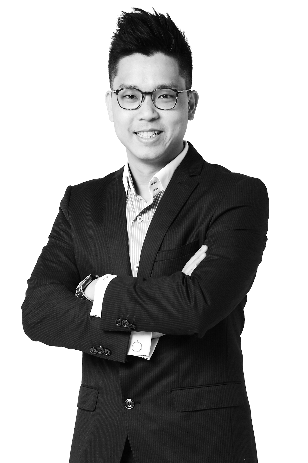 Jerry Chan – Co-Founder (Business Development & Marketing)