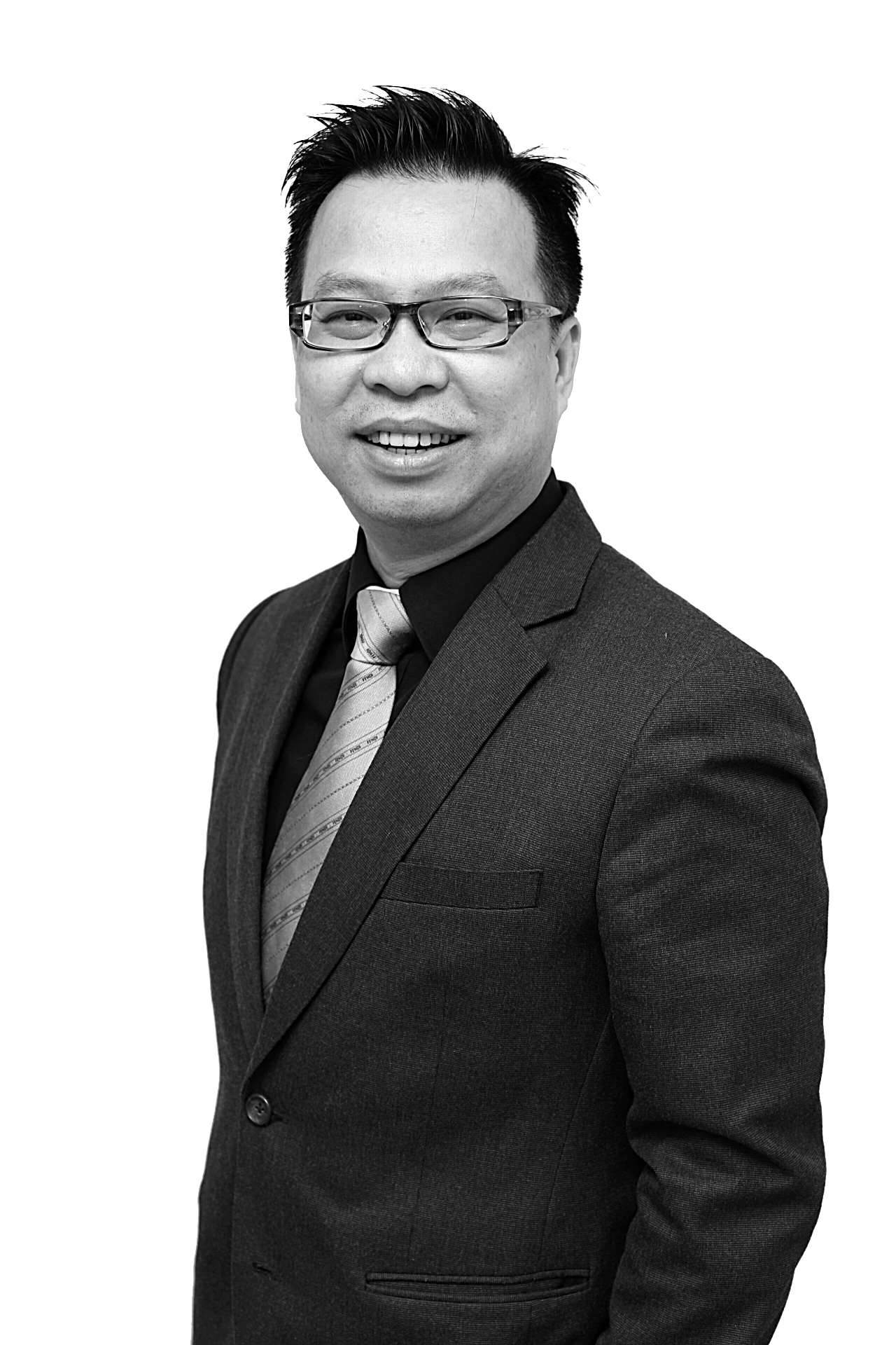 Patrick Wong – Co-Founder (Sales and Operations)